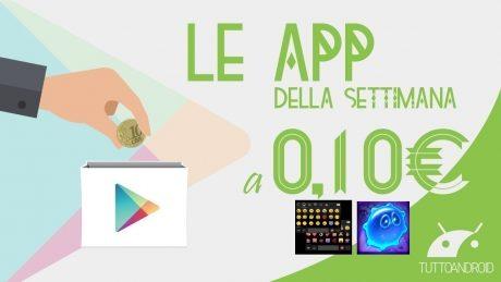 App 10 cent 24 gennaio 2017