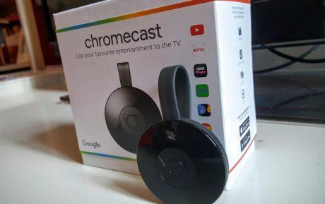 Chromecast 2015 wuaki