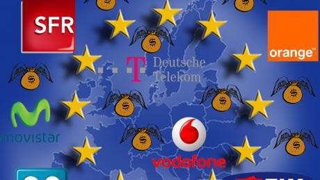 Fine roaming europa