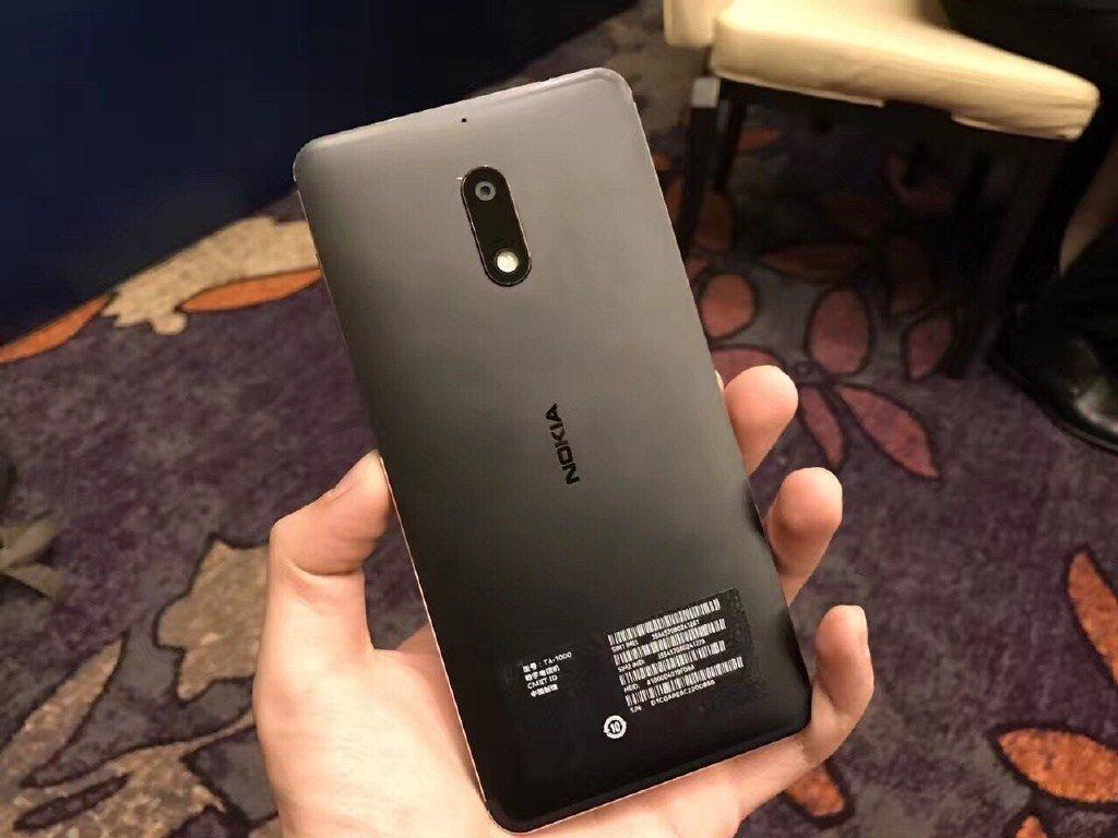 Nokia 6 ufficiale: ecco il primo smartphone Android di Nokia