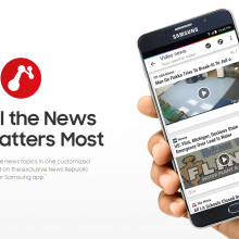 News Republic Samsung