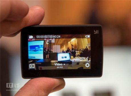 Yi 4k camera 2