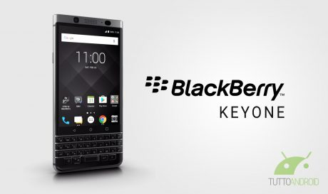 1 blackberry keyone