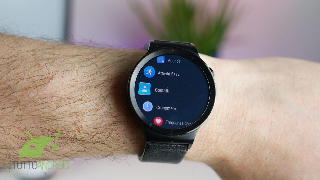 Android Wear 2.0 raggiunge altri sei smartwatch mentre ...