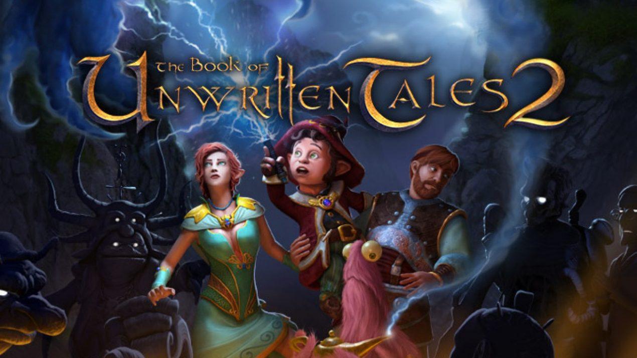 Book Of Unwritten Tales 2 Un Avventura Punta E Clicca Con