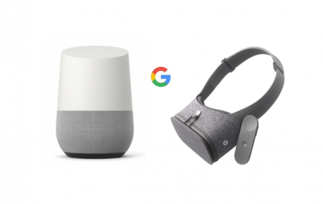 Google Home Daydream