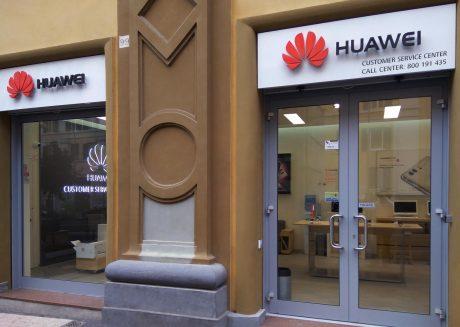 Huawei Customer Service Center Roma 1