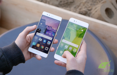 Huawei P10 vs P9 1
