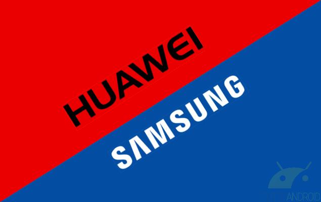 Huawei Mate 20 Pro e Samsung Galaxy A7 (2018) si aggiornano con patch di novembre e altre novità