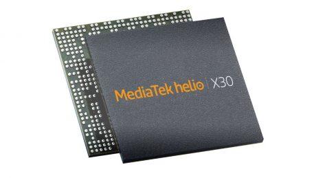 MediaTek Helio X30 Chip image
