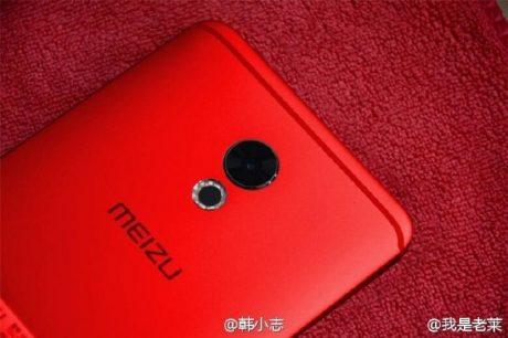 Meizu Pro 6 Plus rosso