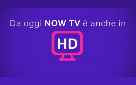 Now TV in HD