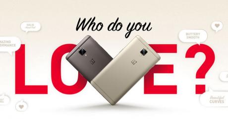 OnePlus concorso sanvalentino