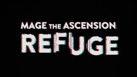 Mage the Ascension |  Refuge e Vampire |  Prelude sono i due nuovi titoli di Asmodee Games