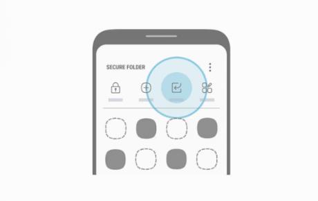 Area Personale è installabile su Samsung Galaxy S7 e sembra nascondere Galaxy S8