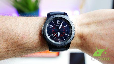 Samsung gear s3 copertina