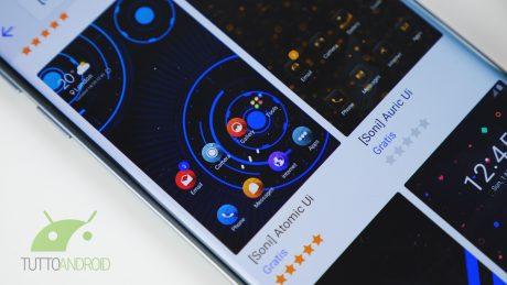 Samsung tema Soni
