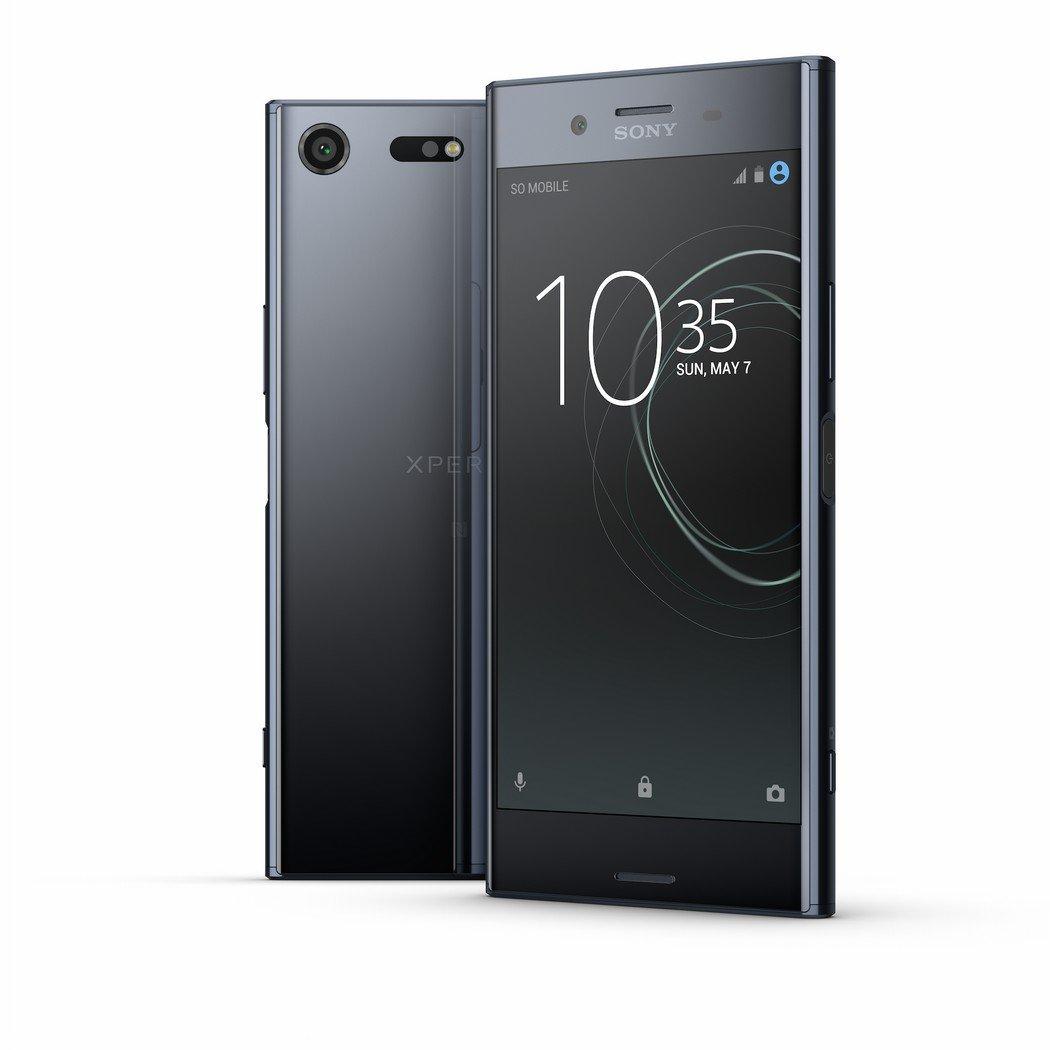 MWC 2017 - Sony Xperia XZ Premium, lo smartphone che gira in slow-mo