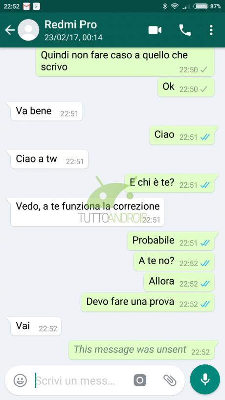 WhatsApp Info 4 TTA