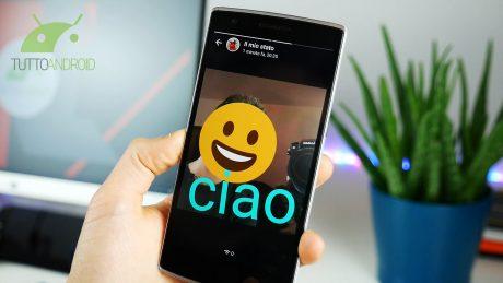 WhatsApp Stato su Android: la nostra video anteprima