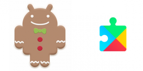 Gingerbread play services