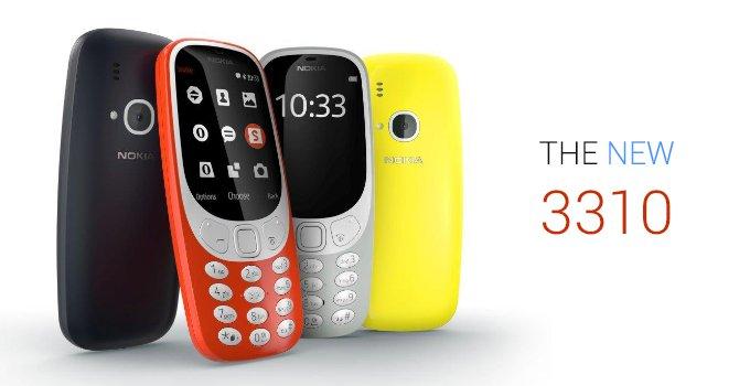 Nokia 3310 ufficiale disponibile da oggi AMCOMPUTERS