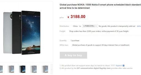 Nokia 8 jd 2