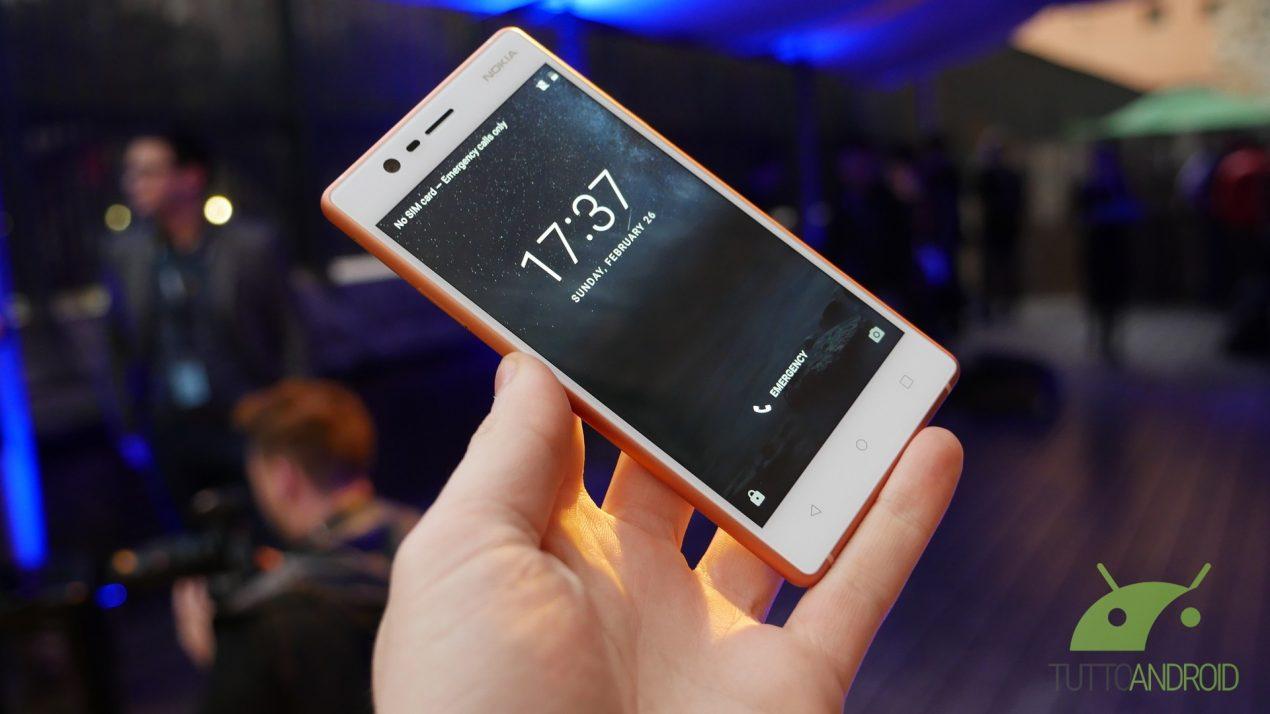 Nokia, Android 8 Oreo arriva per tutti i telefoni HMD