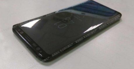 Samsung Galaxy S8 e Galaxy S8 Plus: tasti software, lettore posteriore e DeX in immagini ufficiali