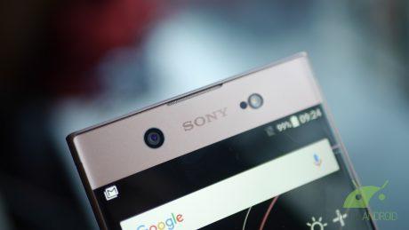 Sony xperia xa1 ultra fiera