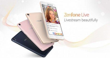 Zenfone live 1