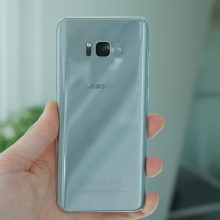 Samsung Galaxy S8 video anteprima