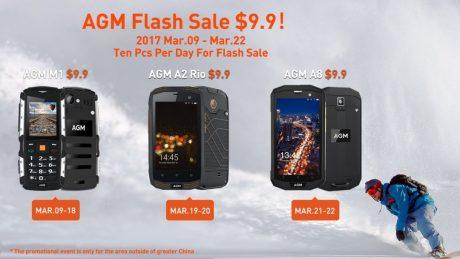 AGM Sale