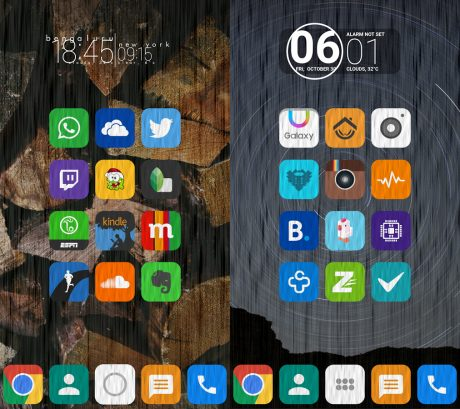 Flazing Icon Pack
