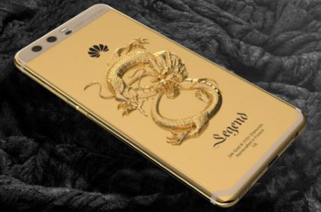 Huawei P10 costa troppo poco? Ecco l'edizione limitata da 2700 euro