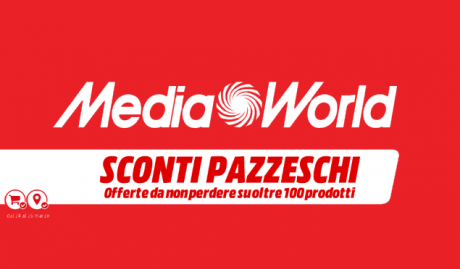 Media World Sconti Pazzeschi