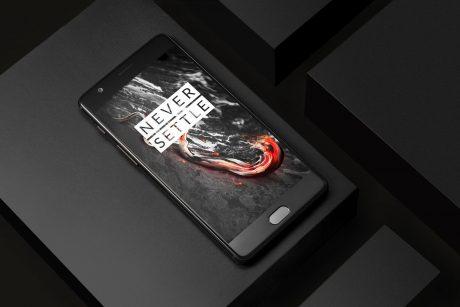 OnePlus 3T Midnight Black edition