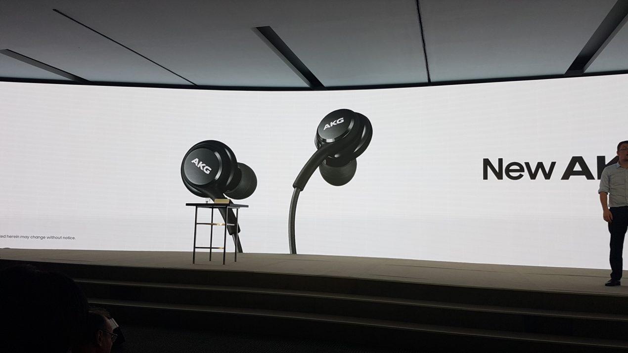 Samsung Galaxy S8 | @evleaks ne svela i prezzi e gli auricolari