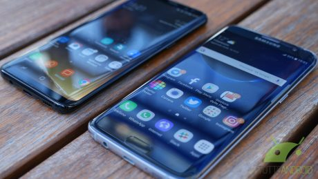 Samsung Galaxy S8 S7 Edge