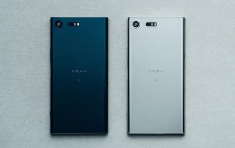 Sony Xperia XZ Premium render 1