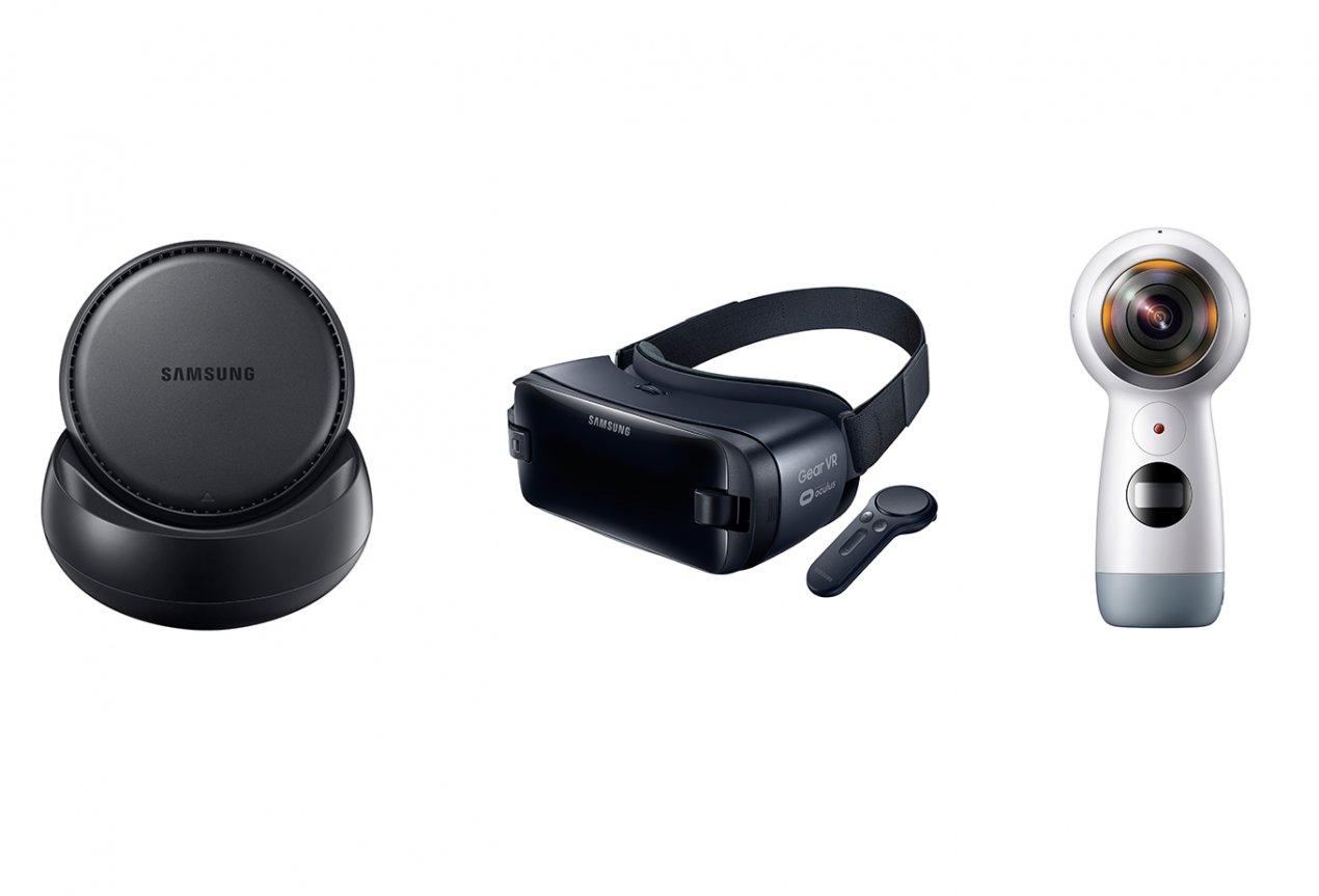 samsung gear 360 custodia