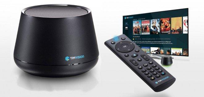 Il decoder TIMVision Android TV si aggiorna a Nougat
