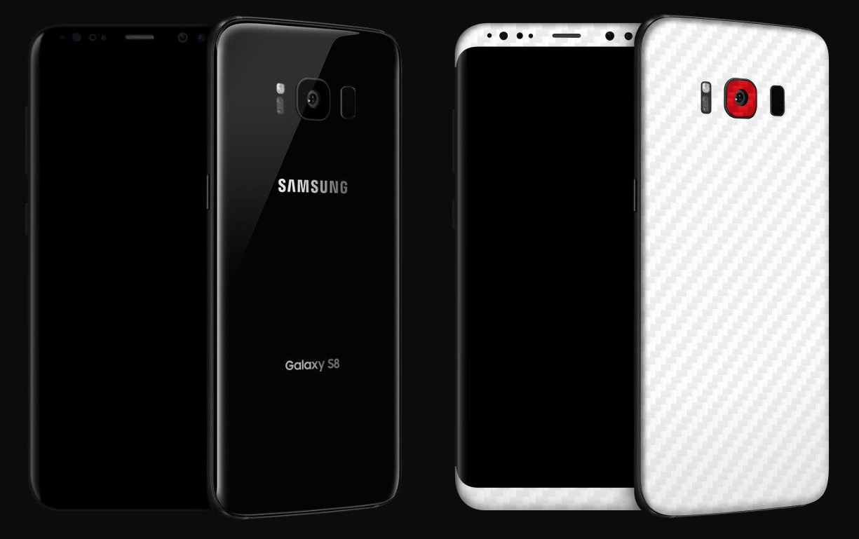 Galaxy S8: trapela un sensore per il riconoscimento facciale