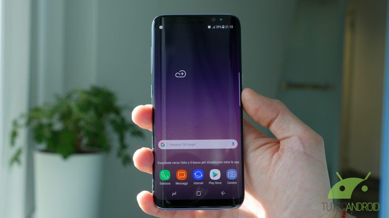 Da New York presenta Galaxy S8, dopo flop del Note 7 — Samsung