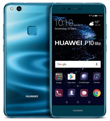 cover huawei p10 lite azzurro