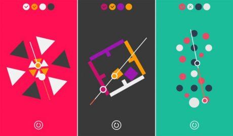 Linia app game gioco puzzle
