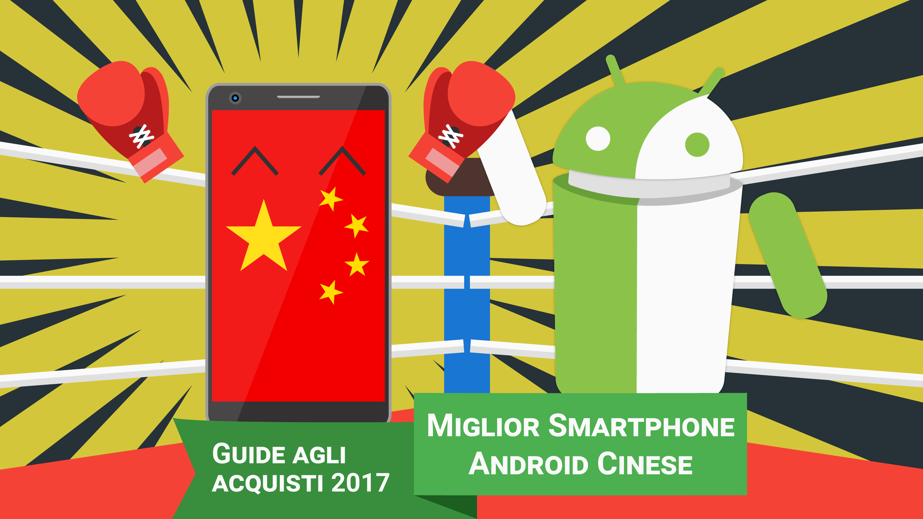 Miglior smartphone cinesi Android | La classifica di Novembre 2017