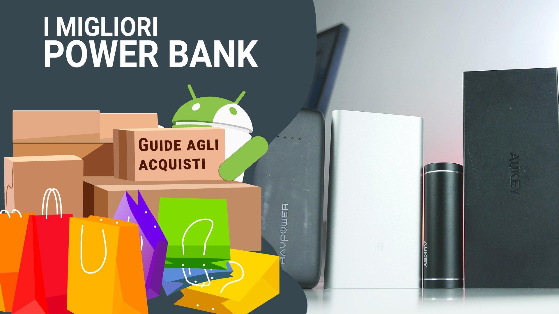 Power Bank per tutte le tasche: ecco i migliori a dicembre 2
