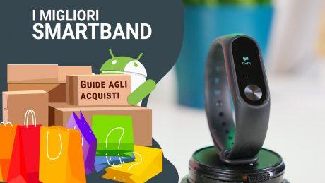 Miglior smartband con e senza display | Novembre 2018