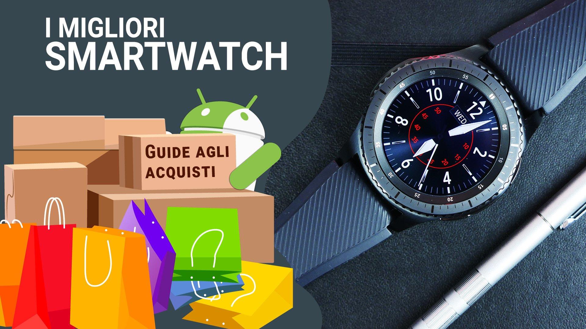 Migliori smartwatch con e senza Wear OS | Novembre 2019